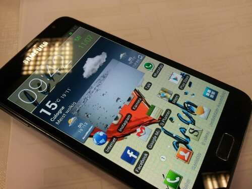 PopUp Play op de Galaxy Note