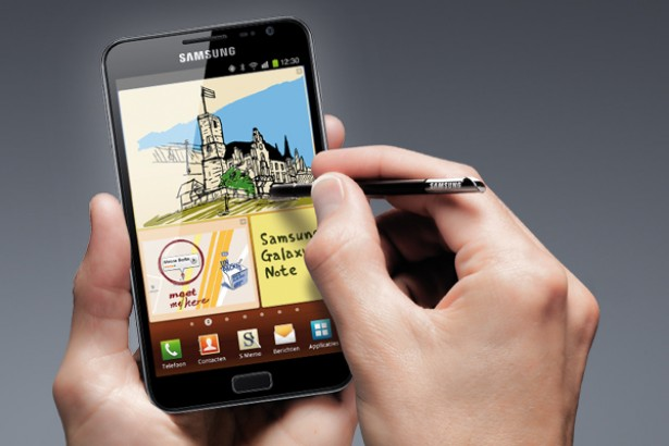 samsung-galaxy-note-update-again En.... nóg een kleine update voor sommige Galaxy Note's