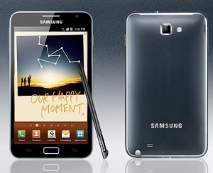 samsunggalaxynote-grey-300x244 Scandinavische prijzen Galaxy Note bekend